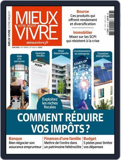 Mieux Vivre Votre Argent (Digital) June 1st, 2020 Issue Cover