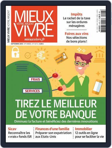 Mieux Vivre Votre Argent (Digital) September 1st, 2019 Issue Cover