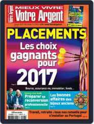 Mieux Vivre Votre Argent (Digital) Subscription January 1st, 2017 Issue