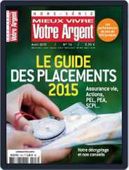 Mieux Vivre Votre Argent (Digital) Subscription September 4th, 2015 Issue