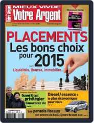 Mieux Vivre Votre Argent (Digital) Subscription December 18th, 2014 Issue