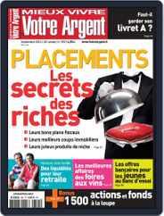 Mieux Vivre Votre Argent (Digital) Subscription August 21st, 2014 Issue