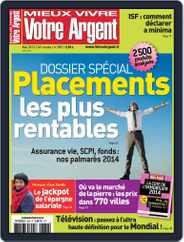 Mieux Vivre Votre Argent (Digital) Subscription April 17th, 2014 Issue
