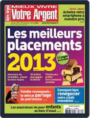 Mieux Vivre Votre Argent (Digital) Subscription December 20th, 2012 Issue