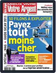 Mieux Vivre Votre Argent (Digital) Subscription November 22nd, 2012 Issue