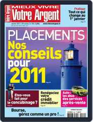 Mieux Vivre Votre Argent (Digital) Subscription December 23rd, 2010 Issue