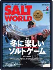 SALT WORLD (Digital) Subscription January 18th, 2016 Issue