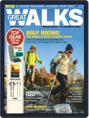 Great Walks (Digital) Subscription October 2nd, 2019 Issue