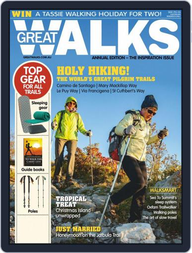 Great Walks (Digital) October 2nd, 2019 Issue Cover