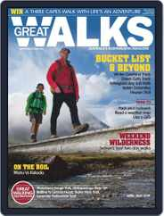 Great Walks (Digital) Subscription April 1st, 2019 Issue