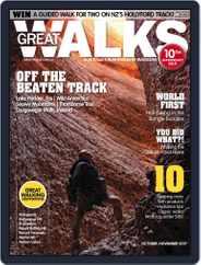 Great Walks (Digital) Subscription October 1st, 2017 Issue
