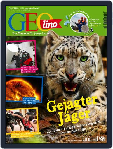 GEOlino July 1st, 2020 Digital Back Issue Cover
