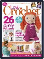 Love Crochet (Digital) Subscription May 1st, 2019 Issue