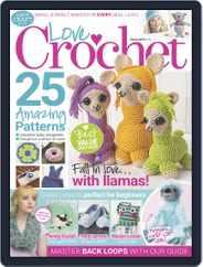 Love Crochet (Digital) Subscription January 1st, 2019 Issue