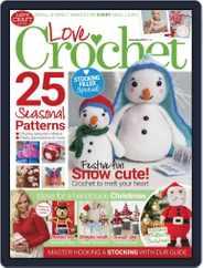 Love Crochet (Digital) Subscription December 1st, 2018 Issue
