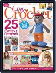Love Crochet (Digital) Subscription July 15th, 2018 Issue