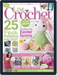Love Crochet (Digital) Subscription January 29th, 2018 Issue