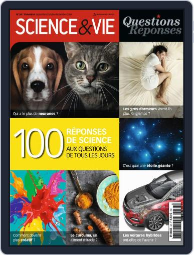 Science et Vie Questions & Réponses (Digital) September 1st, 2019 Issue Cover