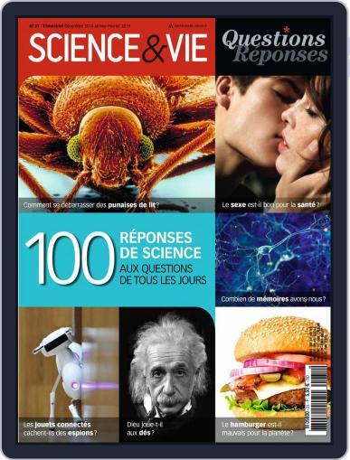 Science et Vie Questions & Réponses (Digital) December 1st, 2018 Issue Cover
