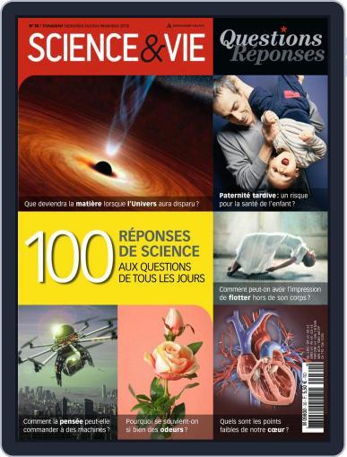 Science et Vie Questions & Réponses (Digital) September 1st, 2018 Issue Cover