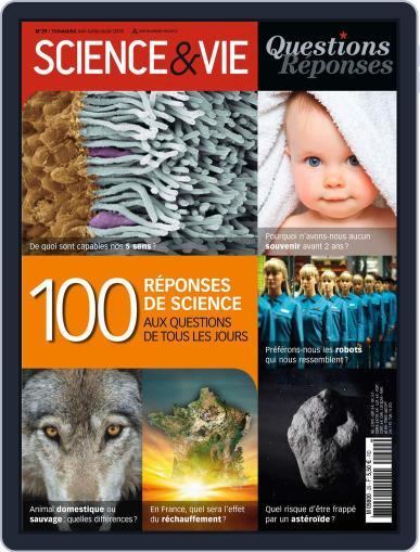 Science et Vie Questions & Réponses (Digital) June 1st, 2018 Issue Cover