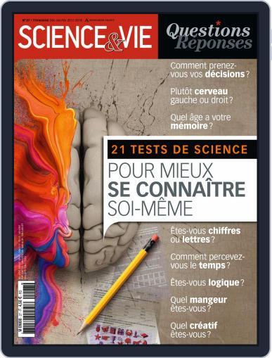 Science et Vie Questions & Réponses (Digital) December 1st, 2017 Issue Cover