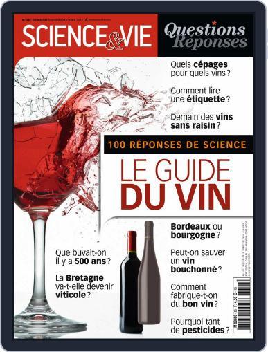 Science et Vie Questions & Réponses (Digital) September 1st, 2017 Issue Cover