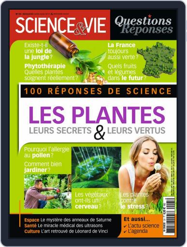 Science et Vie Questions & Réponses (Digital) July 1st, 2017 Issue Cover