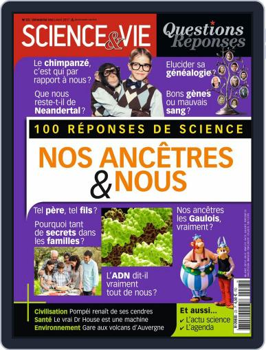 Science et Vie Questions & Réponses (Digital) March 1st, 2017 Issue Cover