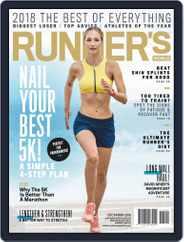 Runner's World South Africa (Digital) Subscription December 1st, 2018 Issue