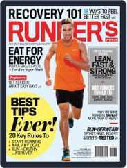 Runner's World South Africa (Digital) Subscription October 1st, 2015 Issue