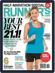 Runner's World South Africa (Digital) Subscription January 31st, 2015 Issue