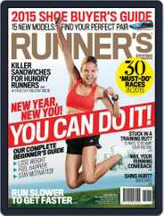 Runner's World South Africa (Digital) Subscription January 1st, 2015 Issue