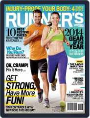 Runner's World South Africa (Digital) Subscription November 17th, 2014 Issue