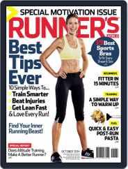 Runner's World South Africa (Digital) Subscription September 15th, 2014 Issue