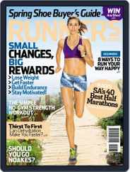 Runner's World South Africa (Digital) Subscription August 18th, 2014 Issue
