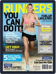 Runner's World South Africa (Digital) Subscription July 20th, 2014 Issue