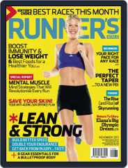 Runner's World South Africa (Digital) Subscription October 21st, 2013 Issue