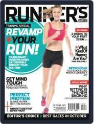 Runner's World South Africa (Digital) Subscription September 16th, 2013 Issue