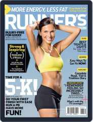 Runner's World South Africa (Digital) Subscription July 15th, 2013 Issue