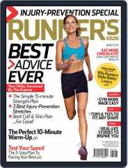 Runner's World South Africa (Digital) Subscription February 20th, 2013 Issue