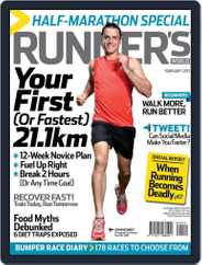Runner's World South Africa (Digital) Subscription January 22nd, 2013 Issue