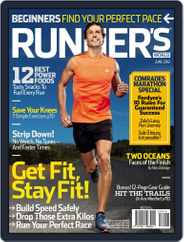 Runner's World South Africa (Digital) Subscription May 15th, 2012 Issue