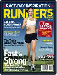 Runner's World South Africa (Digital) Subscription March 26th, 2012 Issue