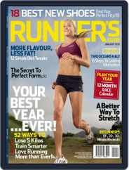 Runner's World South Africa (Digital) Subscription January 3rd, 2012 Issue