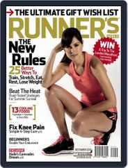 Runner's World South Africa (Digital) Subscription November 22nd, 2011 Issue