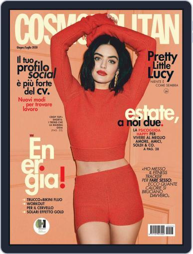 Cosmopolitan Italia June 1st, 2020 Digital Back Issue Cover