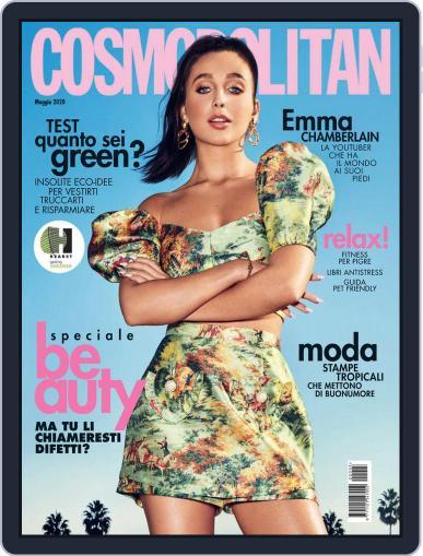 Cosmopolitan Italia May 1st, 2020 Digital Back Issue Cover