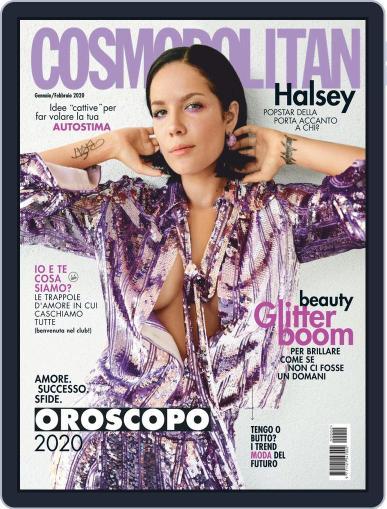 Cosmopolitan Italia January 1st, 2020 Digital Back Issue Cover