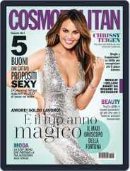 Cosmopolitan Italia (Digital) Subscription January 1st, 2017 Issue